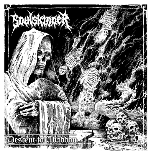 SOULSKINNER – Descent to Abaddon CD