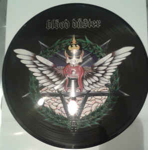 BLOOD DUSTER - Blood Duster picture LP