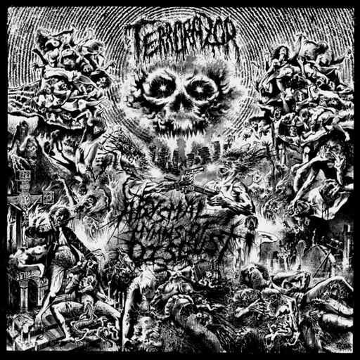 TERRORAZOR - Abysmal Hymns Of Disgust CD