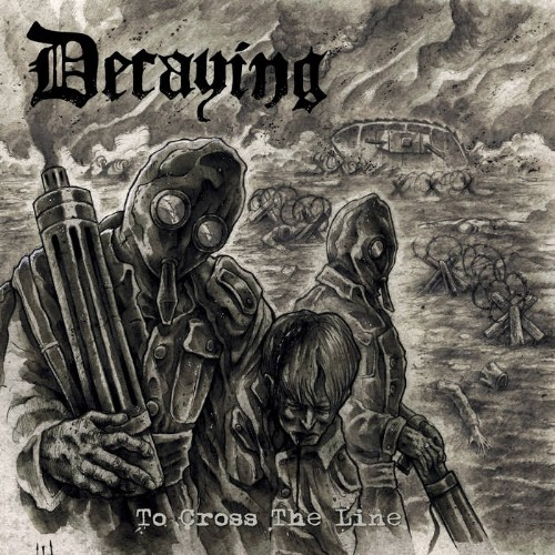 DECAYING - To Cross The Line - CD