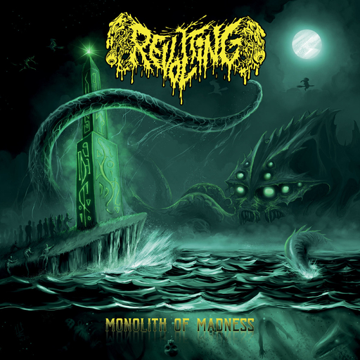 REVOLTING - Monolith Of Madness - CD