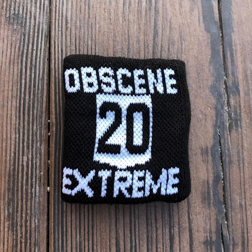 OBSCENE EXTREME 2018 - 20th ANNIVERSARY - WRISTBAND