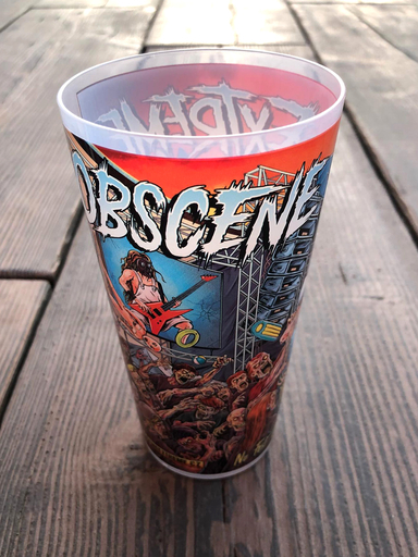 OBSCENE EXTREME 2018 - NO FEST FOR THE FEEBLE - CUP
