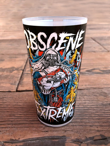 OBSCENE EXTREME 2018 - ABBESS OF BATTLEFIELD - CUP
