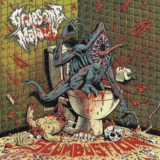 GRUESOME MALADY - Scumbution CD