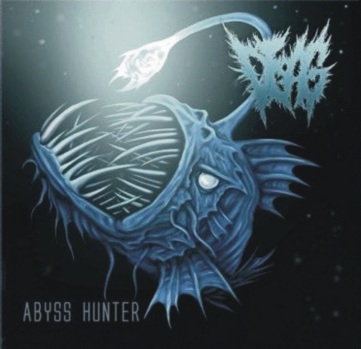 DESTRUCTIVE EXPLOSION OF ANAL GARLAND - Abyss Hunter mini CD