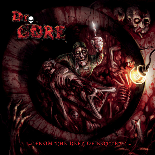 DR. GORE – From The Deep Of Rotten CD
