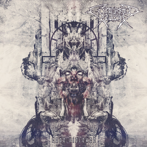 CUTTERRED FLESH - Code: Violence CD