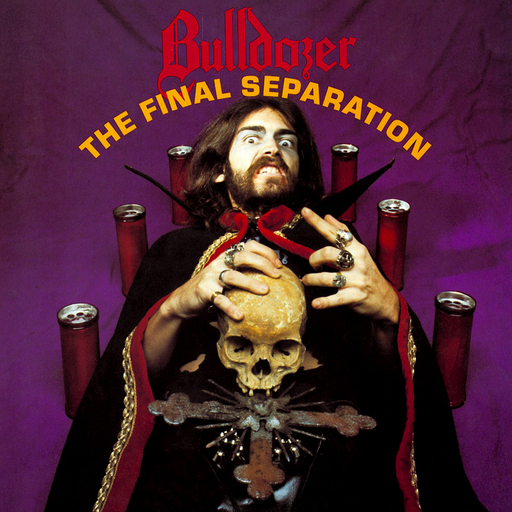 BULLDOZER - The Final Separation CD digibook