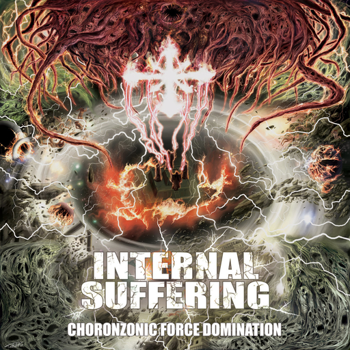 INTERNAL SUFFERING - Choronzonic Force Domination CD