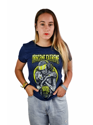 OBSCENE EXTREME 2019 – FUTURE?!? – GIRLIE BLUE RINGER TS