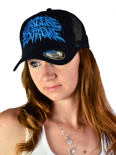 OBSCENE EXTREME 2019 – BLACK/BLUE TRUCKER