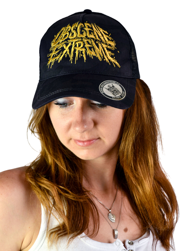 OBSCENE EXTREME 2019 – CAMOUFLAGE/GOLD TRUCKER