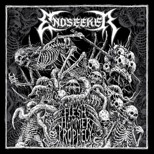 ENDSEEKER - Flesh Hammer Prophecy LP (black vinyl)