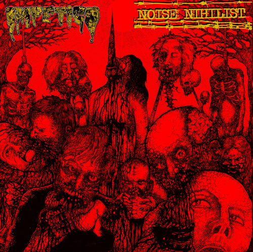 IMPETIGO/NOISE NIHILIST - Split Flexi 7