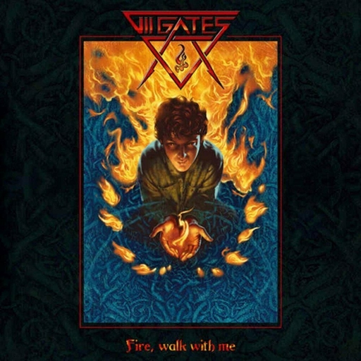 VII GATES - Fore, Walk With Me CD