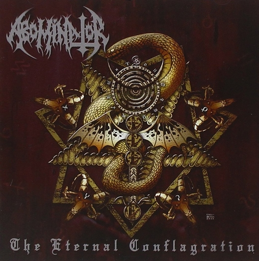 ABOMINATOR - The Eternal Conflagration CD