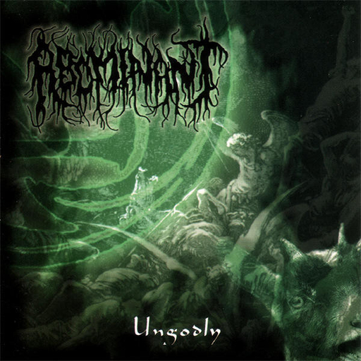 ABOMINANT - Ungodly CD
