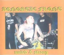 AGNOSTIC FRONT - United & Strong CD