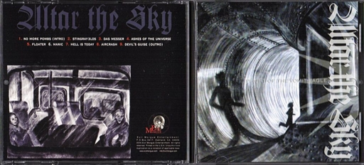 ALTAR THE SKY - Plight Of The Vomit Eagle CD