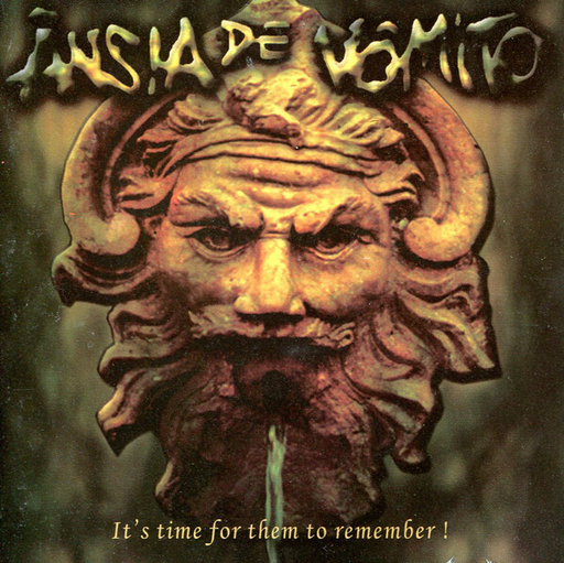 ANSIA DE VOMITO - It's Time For Them To Remember! CD