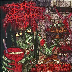 BEEF CONSPIRACY - Hung, Drawn And Quarter Poundered CD