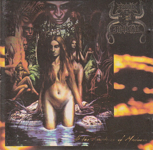 BLOOD RITUAL - At The  Mountains Of Madness CD