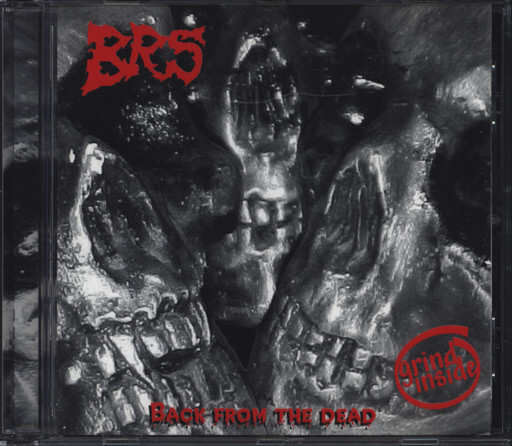 BRUTALITY REIGNS SUPREME - Back From The Dead CD