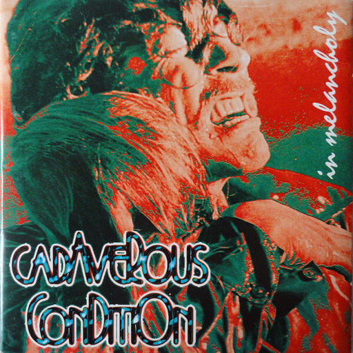 CADAVEROUS CONDITION - In Melancholy CD