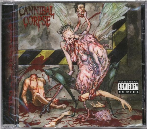 CANNIBAL CORPSE - Bloodthirst CD