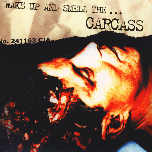 CARCASS - Wake Up And Smell The Carcass CD