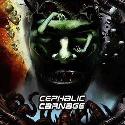 CEPHALIC CARNAGE - Conforming To Abnormality CD