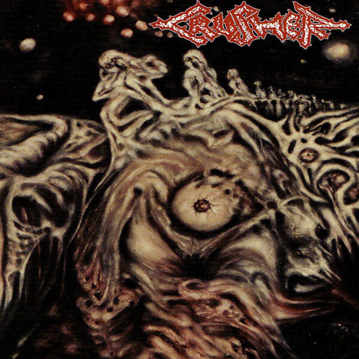 CRUSHER - Untearable Off Colossus CD