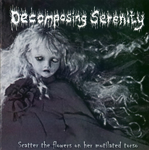 DECOMPOSING SERENITY/MICROPHALLUS split CD
