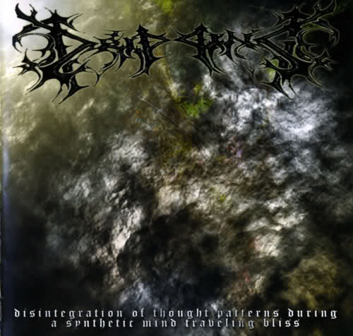 DRIPPING - Disintegration Of Thought Patterns During A Synthetic Mind Traveling Bliss CD