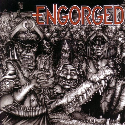 ENGORGED - Engorged CD