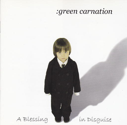 GREEN CARNATION - A Blessing In Disguise CD