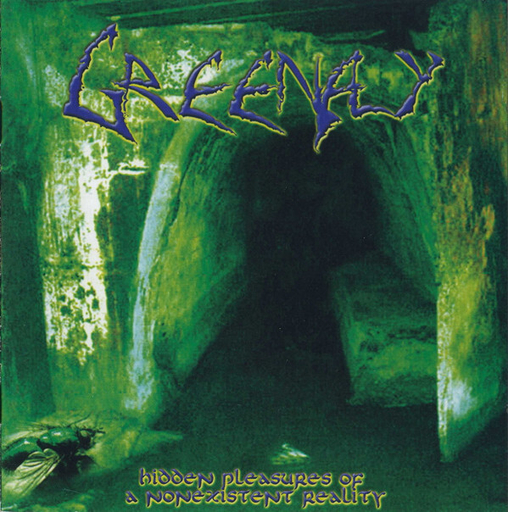 GREENFLY - Hidden Pleasures Of A Nonexistent Reality CD