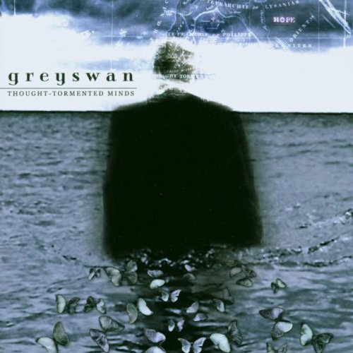 GREYSWAN - Thought-Tormented Minds CD