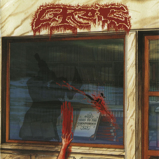 GROG - Odes To The Carnivorous CD