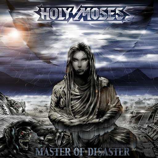 HOLY MOSES - Master Of Disaster mini CD