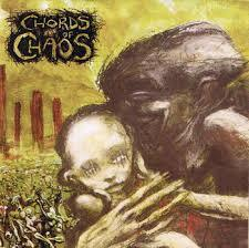 CHORDS OF CHAOS - 4 way split CD