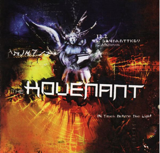 THE KOVENANT - In Times Before The Light CD