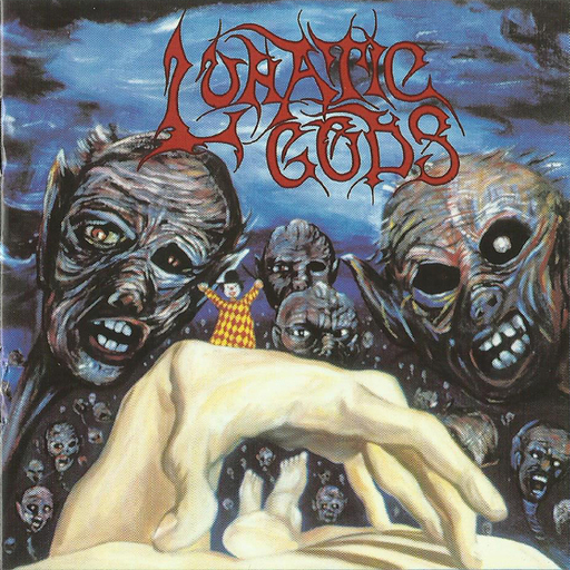 LUNATIC GODS - The Wilderness CD