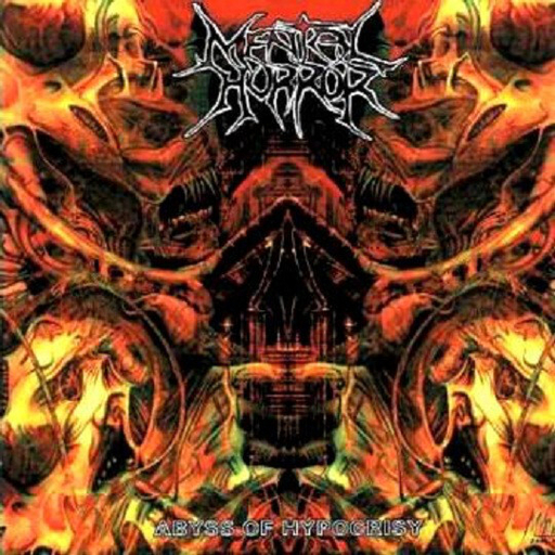 MENTAL HORROR - Abyss Of Hypocrisy CD