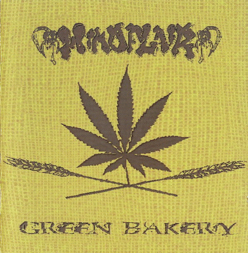 MINDFLAIR - Green Bakery CD