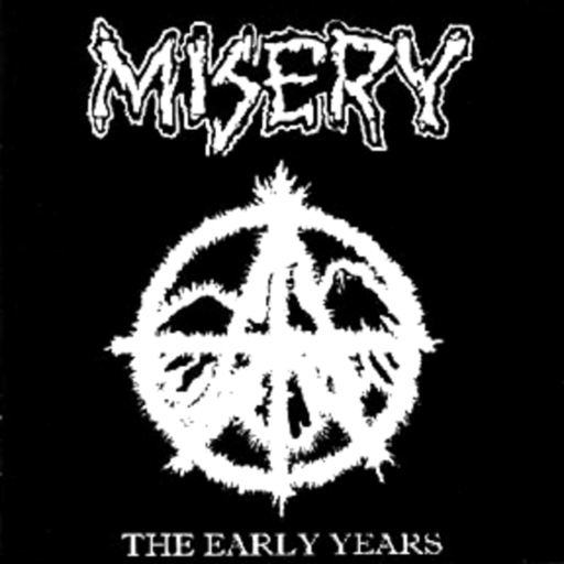 MISERY - The Early Years CD