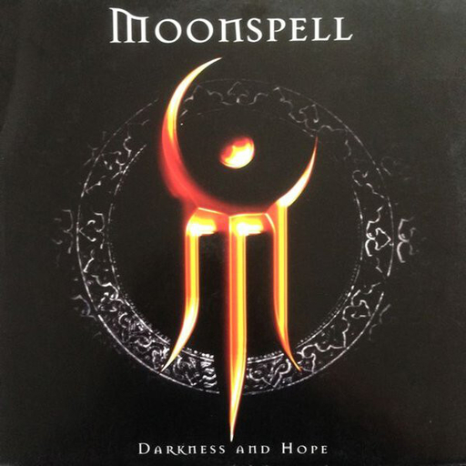 MOONSPELL - Darkness And Hope CD