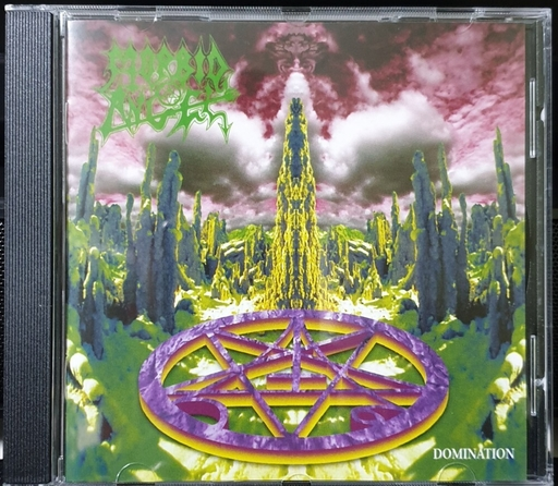 MORBID ANGEL - Domination CD