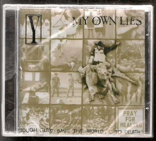 MY OWN LIES/Y split CD
